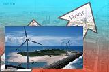 Компания Gamesa, Испания, ведет переговоры с Siemens по вопросу слияния ветро-турбинных установок