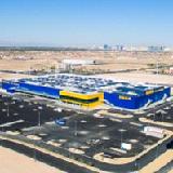 Компания  IKEA произвела запуск солнечной электростанции  1MW
