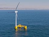 Компания OffMorroBay предложила использовать плавающие ветрогенераторы