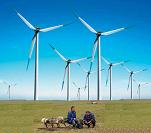 Первая заполярная ветряная электростанцию в России