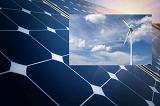 Стартовали испытания комбинированной ветросолнечной электростанции