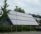 Солнечное отопление может покрывать более 80 % потребностей в теплоснабжении в странах Северной Европы