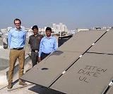 Загрязнение воздуха бросает тень на производство солнечной энергии