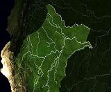 Солнечные панели блестят в самых темных частях Амазонки
