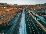 Китай запускает первую в мире солнечную магистраль