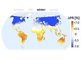 Климатические условия влияют на производительность солнечных батарей больше, чем ожидалось