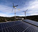 Солнечная энергия и энергия ветра смогут удовлетворить четыре пятых спроса  на электроэнергию в США