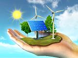 Гидро, солнечная энергия и энергия ветра – в идеальной гармонии
