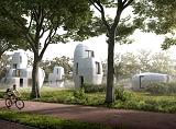 C помощью 3D-принтера будет построен жилой квартал из бетона