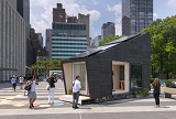 Уникальный экодом в Нью-Йорке производит собственную солнечную электроэнергию