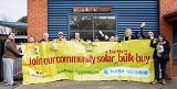 Бесплатная солнечная установка MASH помогает общественной организации  Австралии Castlemaine выращивать грибы