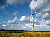 Уже к 2050 году целых 36% европейской электроэнергии будут приходиться на ветроэнергетику