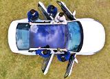 Совсем скоро наши автомобили будут оснащены «солнечными» крышами