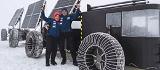 Супружеская пара из Нидерландов будет исследовать Антарктиду на уникальном «солнечном» электромобиле