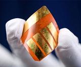Ученые открыли путь к более дешевым, гибким солнечным элементам