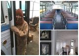 Американец превратил старый автобус в эко-дом
