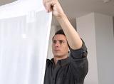 Специалисты IKEA создали уникальную эко штору, которая умеет очищать воздух в квартире