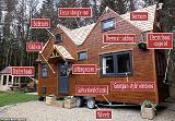 Риэлтор отказывается от арендованной недвижимости и построил эко-дом на колесах - теперь он продает их по всему миру!