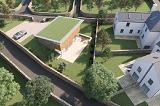 Ультрасовременный эко-дом будет построен на склоне холма в городке Чепстоу, Уэльс