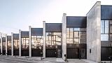 В Копенгагене построили 20 экодомов из переработанных строительных материалов