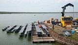 В Нидерландах стартовал процесс строительства уникальных островов – солнечных электростанций