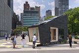 У Нью-Йорке появился уникальный экодом «Tiny House», производящий энергию