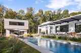 Архитектор Вибеке Лихтен спроектировал свой собственный экодом и построил его в уединенной части острова штата Нью-Йорк