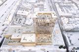 В Швеции построят энергоэффективный культурный центр из дерева
