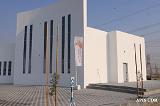 В Дубае напечатали на 3-D принтере уникальный экодом высотой 10 метров