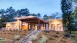 Суперсовременный загородный  Экодом  с нулевым потреблением энергии построен в США
