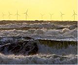Энергия ветра обеспечивает 8 процентов электроэнергии в Европе
