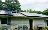 Ввод в эксплуатацию 17kW солнечной электростанции для жилого дома