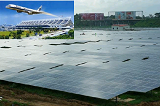 Международный аэропорт Кочин Индия идет 100% солнечной энергии