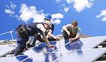 В городе Питерборо, Великобритания, солнечные панели будут устанавливать бесплатно