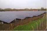 Новая солнечная электростанция Stobart в аэропорту Великобритании становится крупнейшим объектом