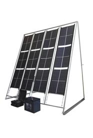 Электростанции мобильные солнечные