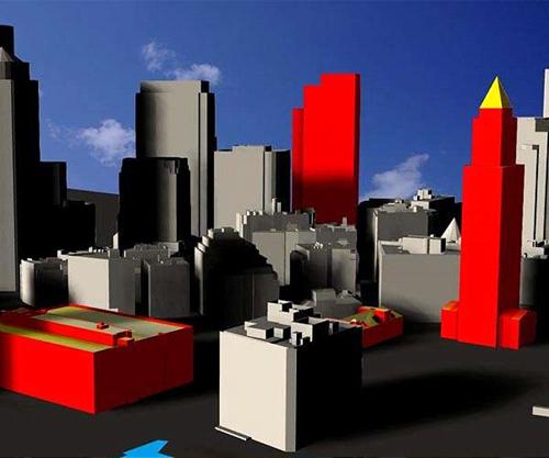 Оценке потенциала солнечной энергии в условиях мегаполиса