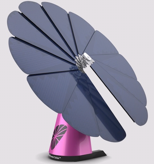 Трекер Smartflower