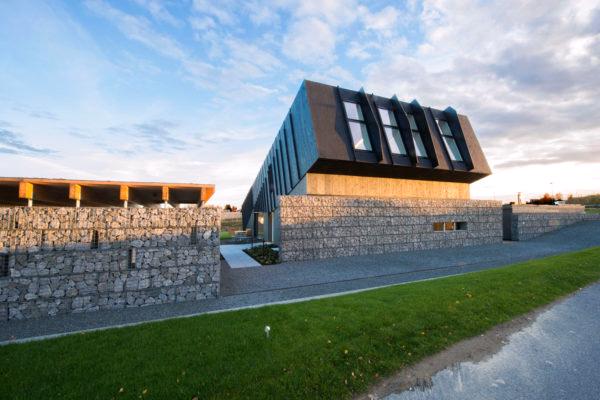 дизайн дома от Zero Emission Building