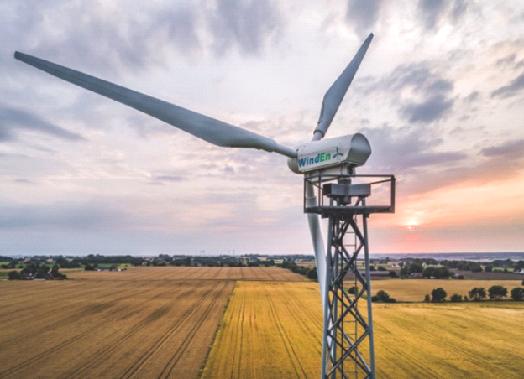 Швеция переходит на 100 возобновляемые источники энергии