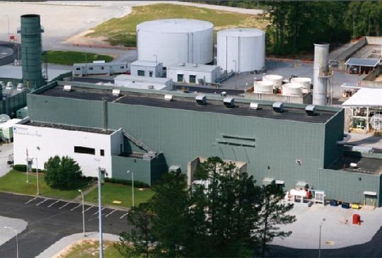 гигантское хранилище электроэнергии