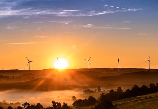 Саудовская Аравия строит первую в стране ветряную электростанцию