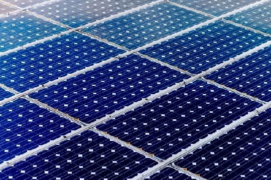 отработанные солнечные батареи
